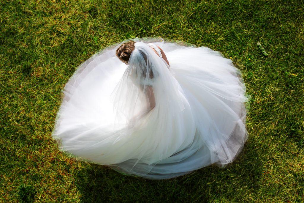 Bruidsfotograaf uniek