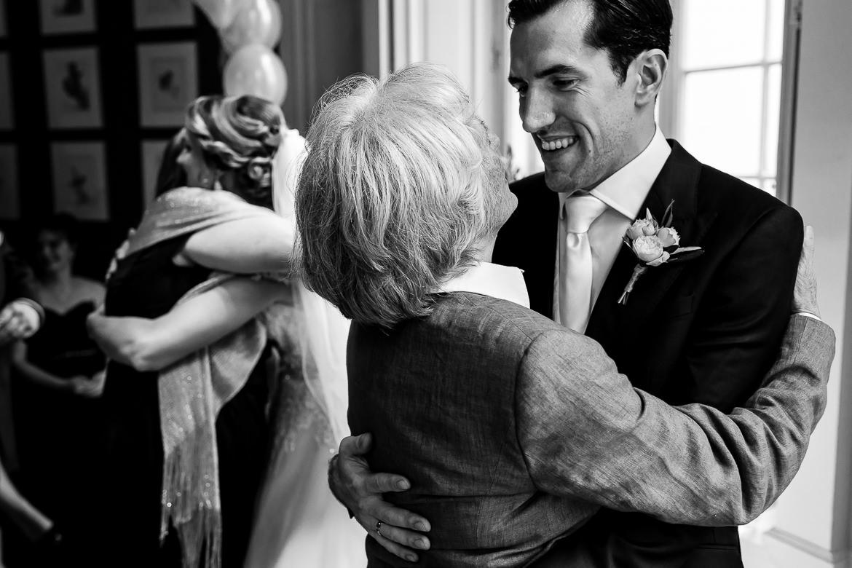 Bruidsfotograaf ceremonie