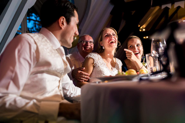 Bruiloft speech