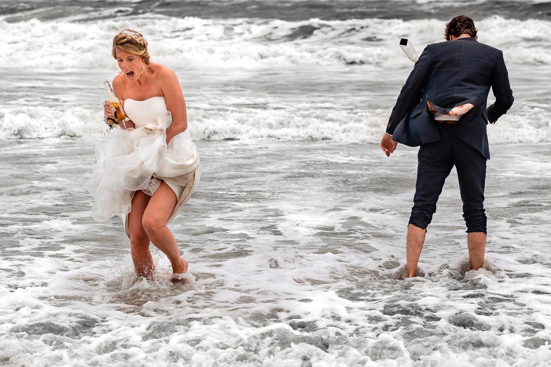 Bruiloft Texel