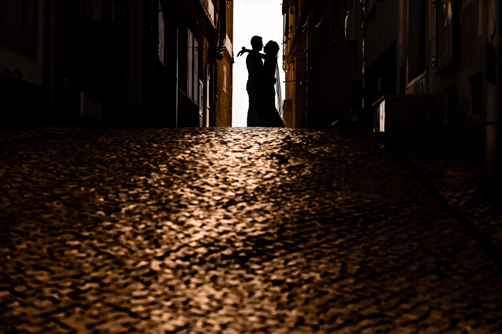 Trouwen in Lissabon